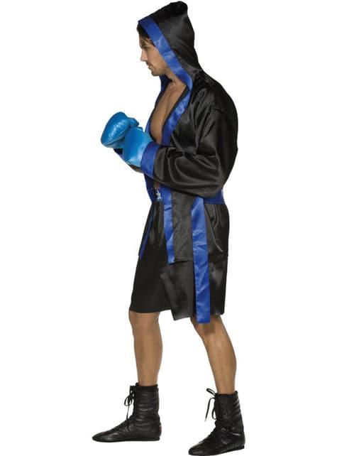 Modig boxare Fever Maskeraddräkt Vuxen