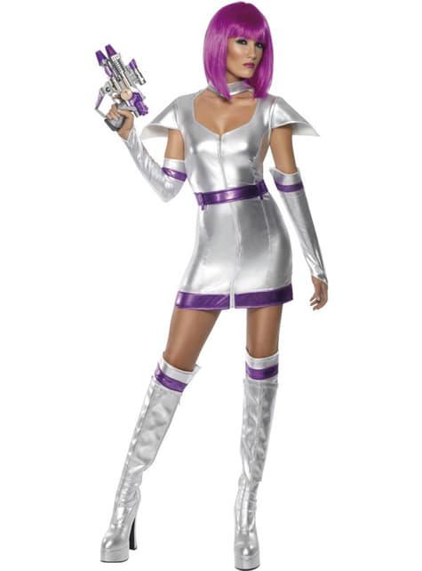 Disfraz de cadete del espacio Fever para mujer - mujer