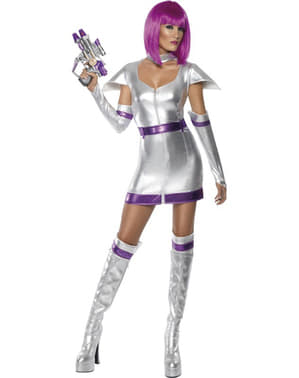 Costum futurist pentru femei