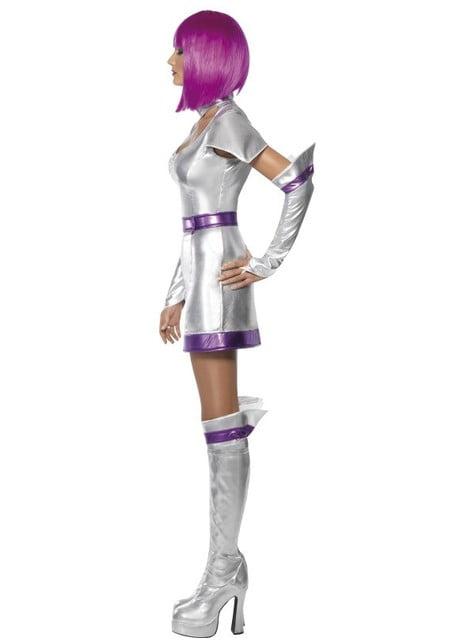 Disfraz de cadete del espacio Fever para mujer