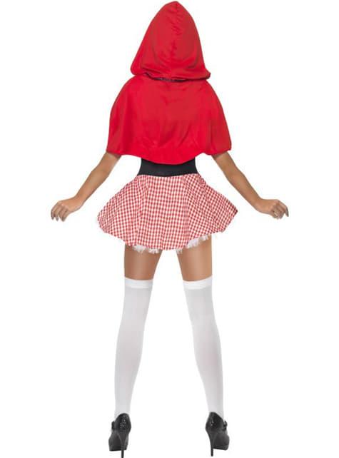 Disfraz de dulce caperucita Fever para mujer - original