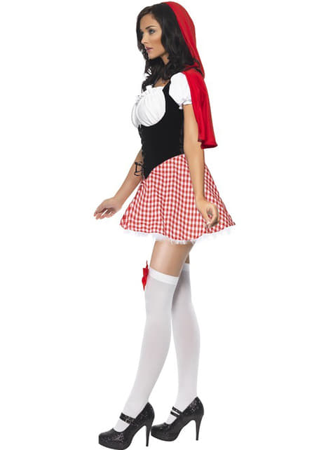 Fever Sweet Red Riding Hood Adult Costume