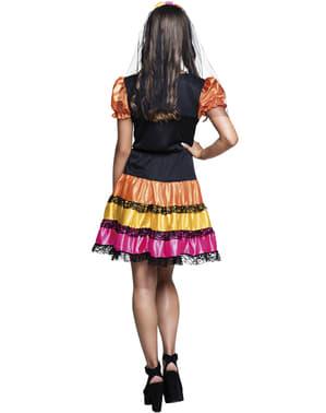 Catrina Day of the Dead kostuum voor tieners