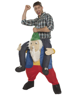 Carry Me Dwarf Costume