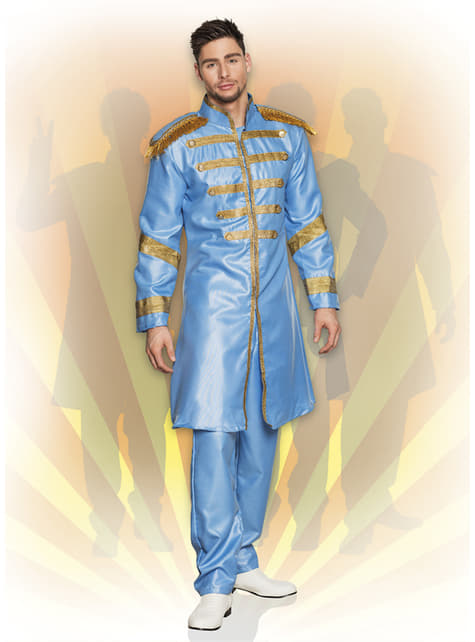 The Beatles Costume in Blue