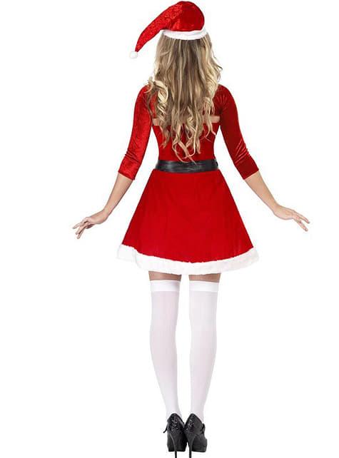 Sexy kostým pre dospelých Pani Klausová
