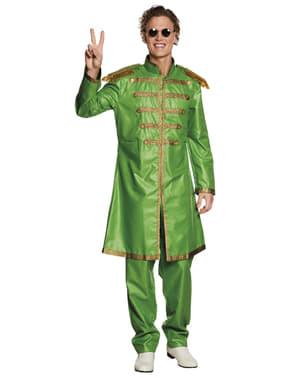 Disfraz The Beatles verde
