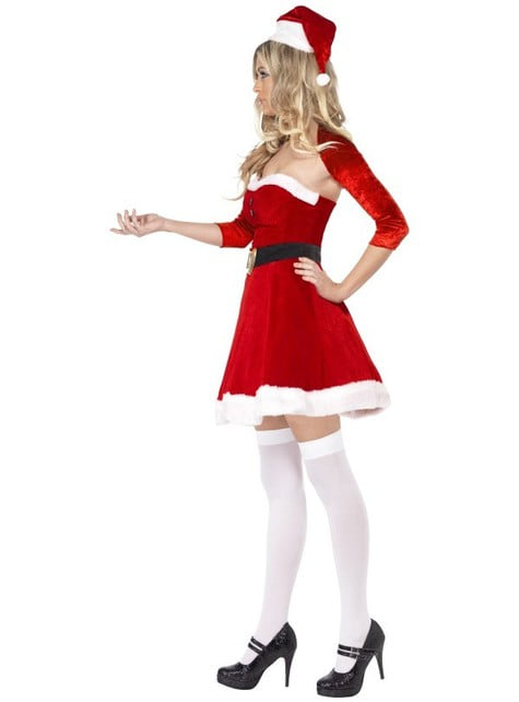 Kerstvrouw Fever Kostuum