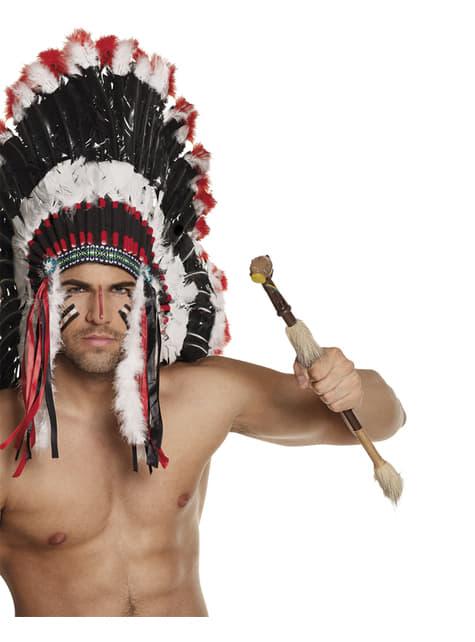 Bastón de indio - para tu disfraz