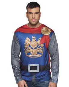 74c866524 Camiseta de guerrero medieval para hombre Camiseta de guerrero medieval  para hombre