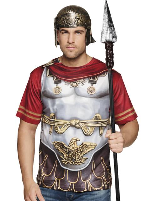 Roomalaisen sotilaan T-paita miehille
