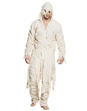 Mumie kostume til mænd