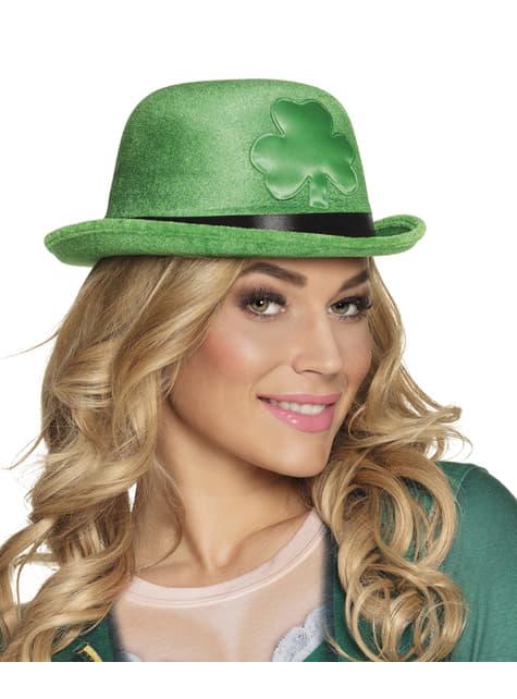 Pălărie de leprechaun pentru femeie