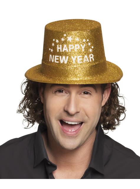 Sombrero Happy New Year para adulto - para tu disfraz