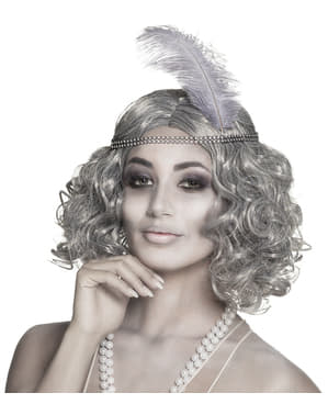 Charleston ghost wig for women