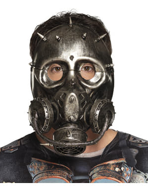 Gas-punk mask for adults