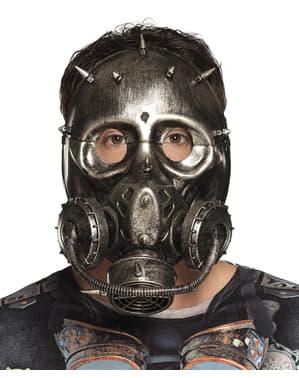Gas-punk maske til voksne