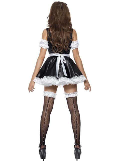 Französisches Hausmädchen Kostüm Fever