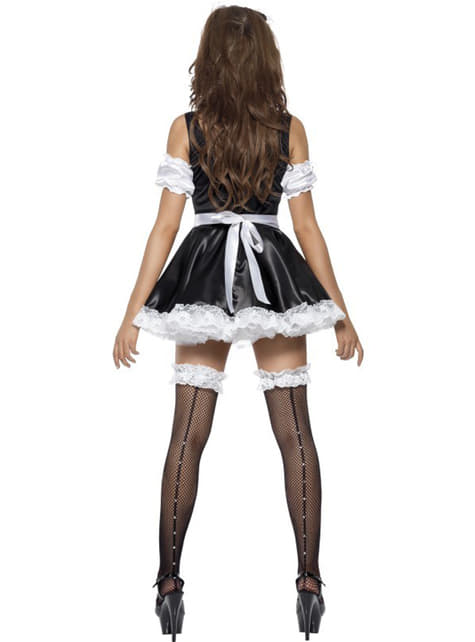 Groznica Flirty French Maid Adult Costume