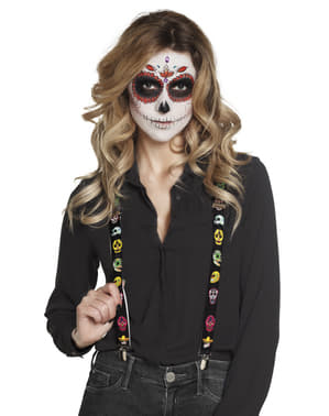 Flerfarvede Day of the Dead seler til voksne