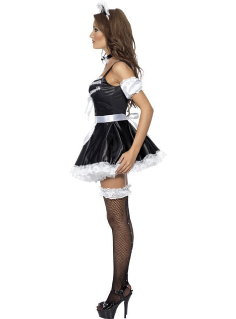 Секси костюм на френско селско момиче