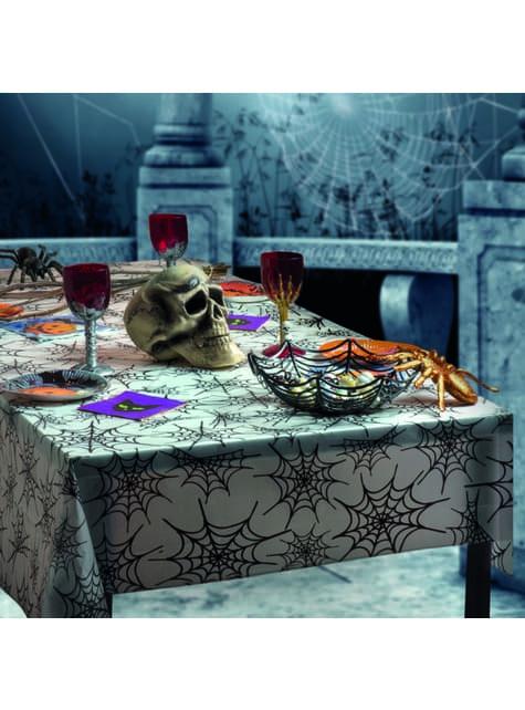 Față de masă pânză de paianjen