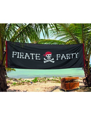 Pirate party poster