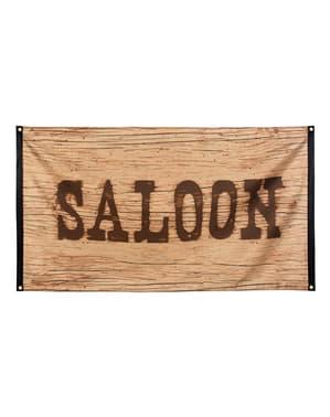 Bandeira de festa western