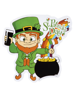 Saint Patrick wall decoration