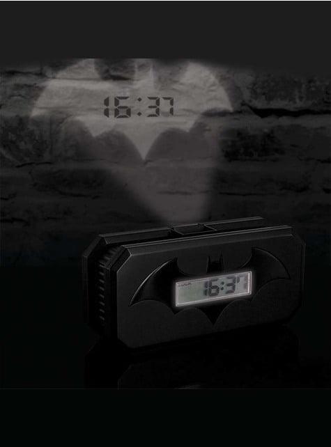 Réveil Batman avec projecteur