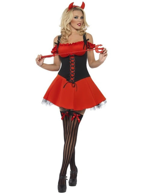 Fever Devil Diva Adult Costume