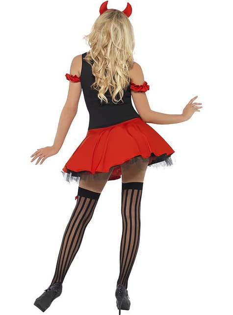 Kostim za odrasle Fever Devil Diva