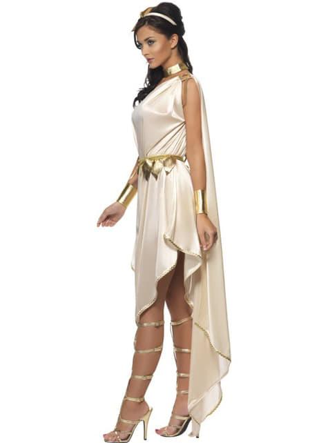 Disfraz de diosa Fever - traje