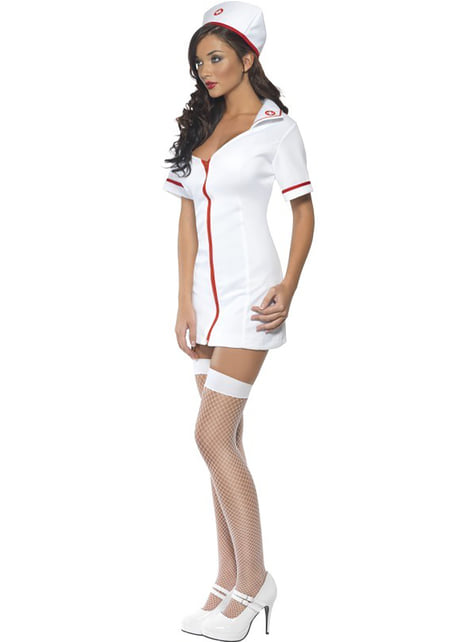 Costum asistentă Fever pentru femeie