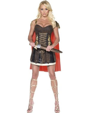 Fever Gladiator Goddess Adult Costume