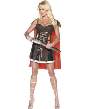Demam Gladiator Dewi Dewasa Kostum