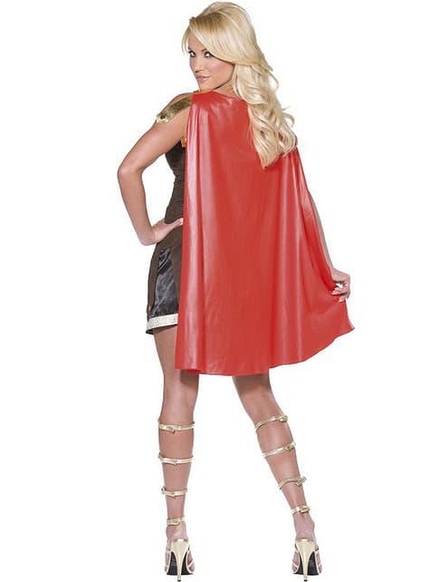 Kostým pro dospělé sexy gladiátorka