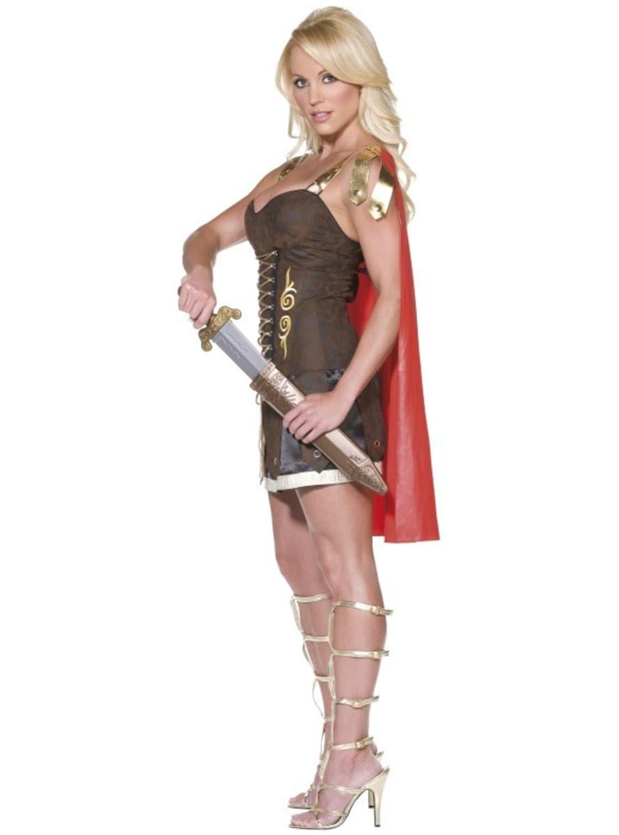 Fever Gladiator Goddess Adult Costume  sc 1 st  Funidelia & Fever Gladiator Goddess Adult Costume: buy online at Funidelia.