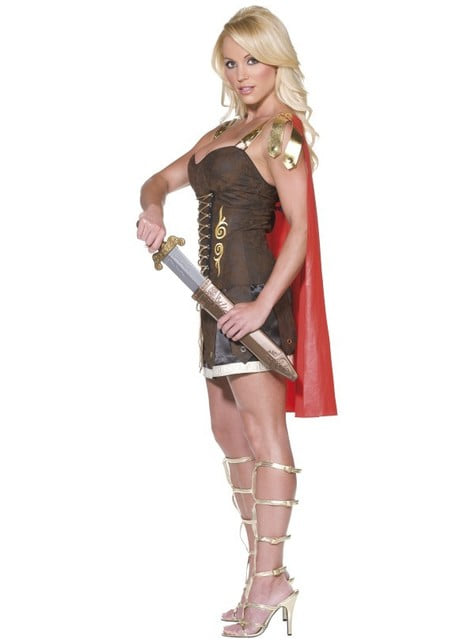 Gladiátor istennő felnőtt Fever jelmez