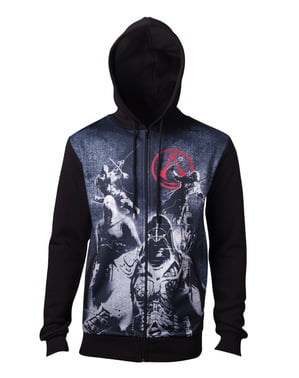 Assassin's Creed hoodie til mænd