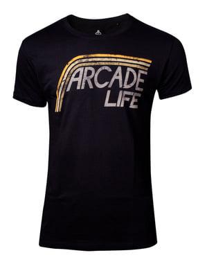 Kaos Arcade Life untuk pria - Atari