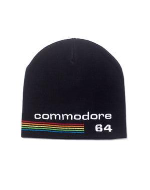 Commodore 64 beanie hat