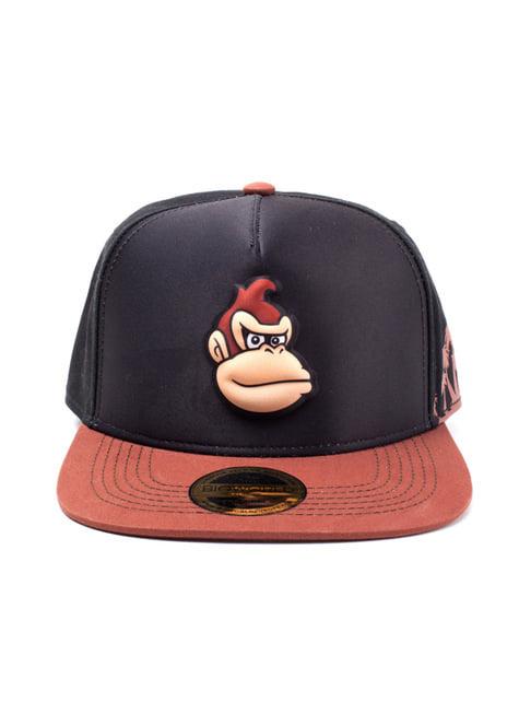 Boné de Donkey Kong - Nintendo