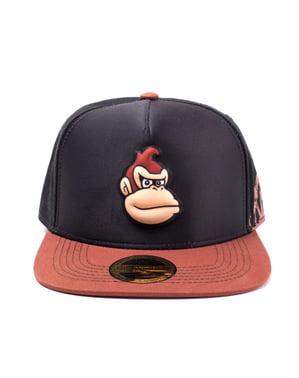 Czapka z Donkey Kongiem - Nintendo