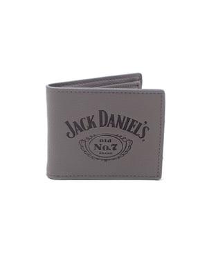 Portafoglio di Jack Daniel's grigio