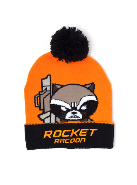 Rocket Raccoon beanie hat - Guardians of the Galaxy
