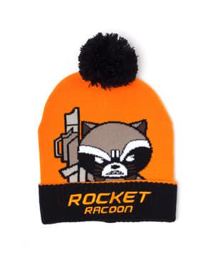 Gorro de Rocket Raccoon - Guardiões da Galáxia