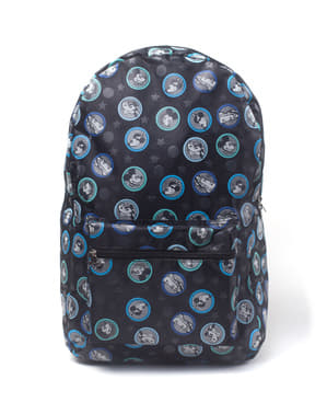 Classic Mickey Mouse characters backpack