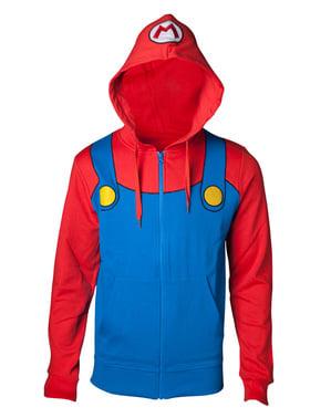 Mikina s kapucí Mario Bros - Super Mario Bros