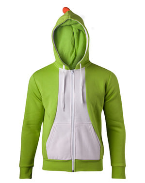 Yoshi hoodie for women - Super Mario Bros